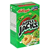 Apple Jacks Cereal Individuals, 0.95-Ounce Boxes (Pack of 70)