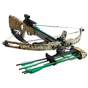 PSE Copperhead Crossbow Package