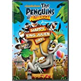 NEW Penguins Of Madagascar: Happy (DVD)