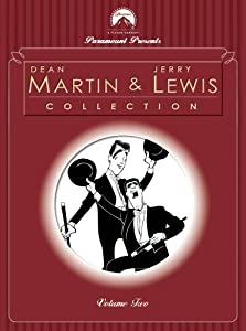 Dean Martin & Jerry Lewis Collection, Volume Two (Pardners / Hollywood or Bust / Living It Up / You're Never Too Young / Artists and Models)