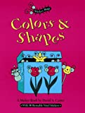 Colors and Shapes (Sticker Bugs) (0689810423) by Carter, David A.