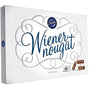 Amazon.com : Fazer Wiener Nougat 210g Gift Box - Soft Almond Praline