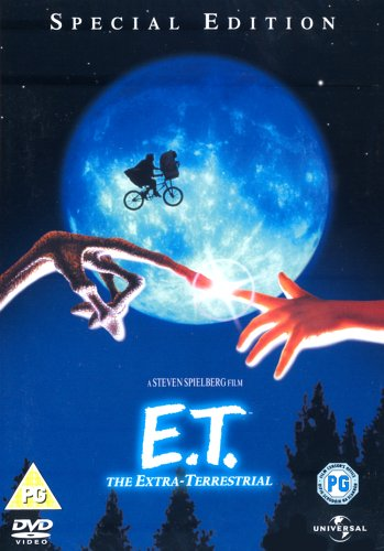 E.T. - The Extra Terrestrial [Special Edition] [DVD]