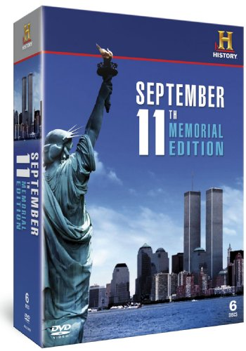 September 11th - The Memorial Edition Box Set [DVD]