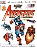 img - for Avengers Ultimate Sticker Book book / textbook / text book