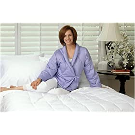 Down Bed Jacket