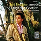 Meets the Rhythm Section [VINYL]