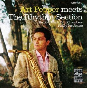 Album Art for Art Pepper Meets the Rhythm Section by Art Pepper
