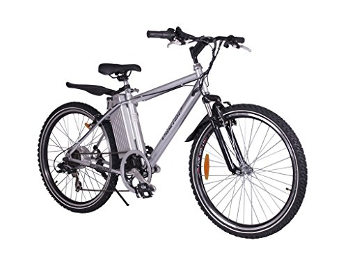 X-Treme Electric Mountain Bicycle - Silver