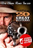 20 Great Westerns: Heroes & Bandits (4 Disc Set)