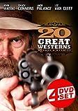 20 Great Westerns: Heroes & Bandits (4 Disc Set)