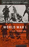 World War I (An American Heritage Book)