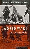 World War I (An American Heritage Book)