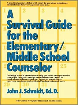 Middle school survival guide book