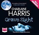 Charlaine Harris Grave Sight (Unabridged Audiobook)