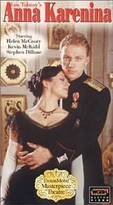 Masterpiece Theater: Anna Karenina [VHS]