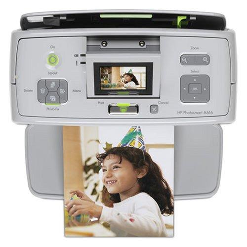 HP Photosmart A616 Compact