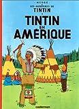 """Afficher """"Les aventures de Tintin<br /> Tintin en Amérique"""""""
