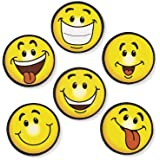 Smile Face Magnets (72 pc)