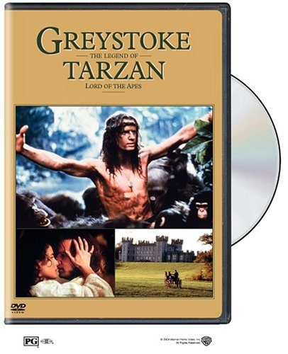 Cover art for  Greystoke - The Legend of Tarzan