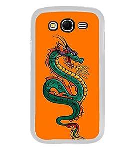 Dragon 2D Hard Polycarbonate Designer Back Case Cover for Samsung Galaxy Grand I9082 :: Samsung Galaxy Grand Z I9082Z