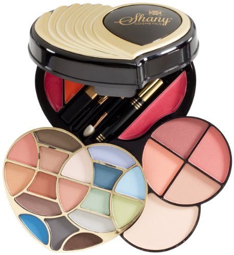 SHANY Cosmetics Perfect Valentine Gift: SHANY Cosmetics All In One Heart Makeup at Sears.com