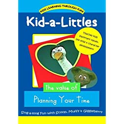 Kid-a-Littles: Planning Your Time