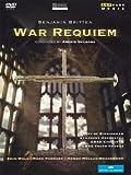 Britten: War Requiem (Erin Wall/ Mark Padmore/ Hanno Muller-Brachmann) (Arthaus: 101659) [DVD] [2012]