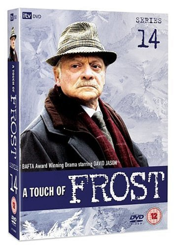 A Touch Of Frost - Series 14 [DVD]
