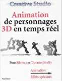 Creative Studio : Animation 3D en temps rel