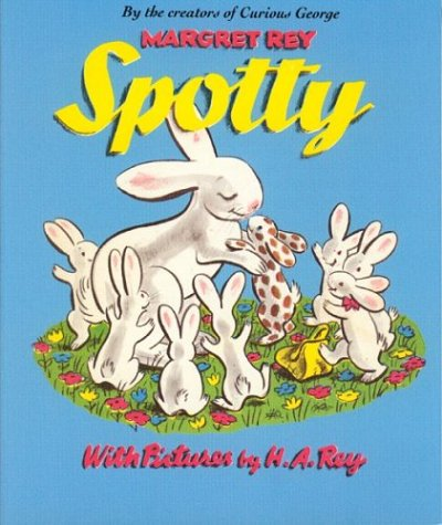 Spotty, Margret Rey, H. A. Rey