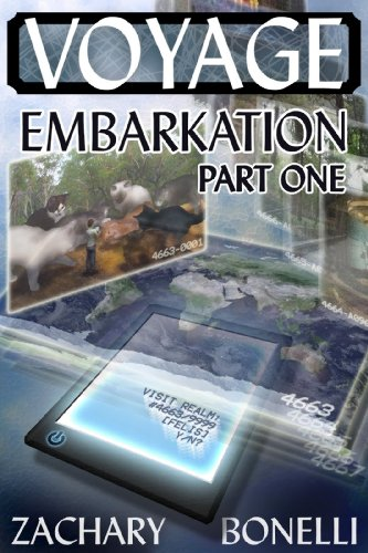 E-book - Voyage: Embarkation - Part One by Zachary Bonelli