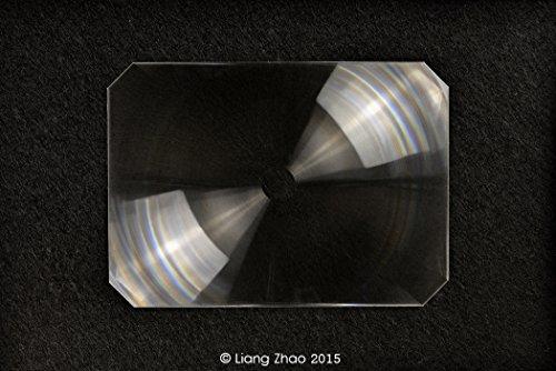 Yanke F 57-01 Low Profile lentille de Fresnel (Dépoli de mise au point universel pour appareil photo 5 x 7; 178.0 x 128.0 x 1 mm
