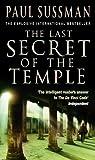 Paul Sussman The Last Secret Of The Temple