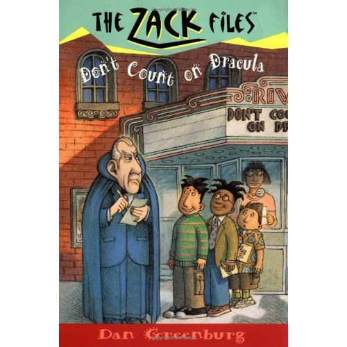 Zack-Files-21-Dont-Count-on-Dracula-Greenburg-Dan-Author-Davis-Jack-E-I