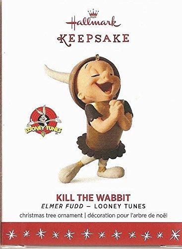 2016-hallmark-keepsake-ornament-kill-the-wabbit-elmer-fudd-looney-tunes-limited-edition