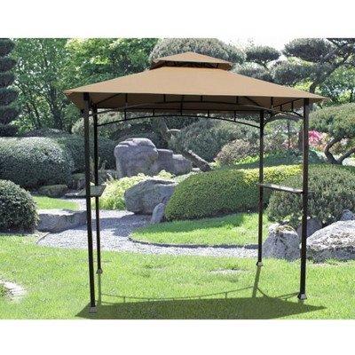 240cm x 150cm Rechteckig Grill-Pavillon Piave online kaufen