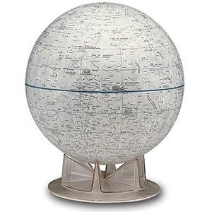 Nasa Moon 12 Globe
