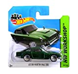 Hot Wheels - HW Workshop - Aston Martin 1969 DB5