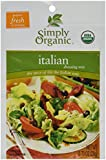 Italian Dressing Mix - Organic, Gluten-free - 3 Packs