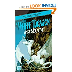 The White Dragon (Dragonriders of Pern Vol 3) by Anne McCaffrey