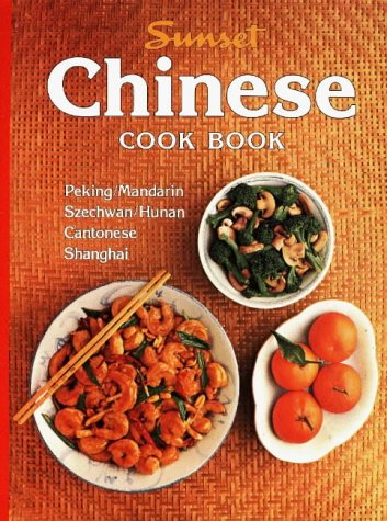 Chinese Cook Book by Sunset