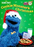Cookie Monster's Christmas (Super Coloring Book):  One of the Cookie Monster Christmas
