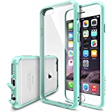 "iPhone 6 Case - Ringke FUSION iPhone 6 Case 4.7 "" **NEW** [Free HD Film/Dust Cap&Drop Protection][MINT] Shock Absorption Bumper Premium Hard Case for Apple iPhone 6 4.7 Inch - Eco/DIY Package"