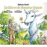 echange, troc Alphonse Daudet, Fernandel - La Chèvre De Monsieur Seguin