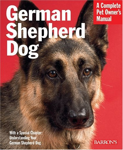 German Shepherd Dog (Complete Pet Owner's Manual) (A Complete Pet Owners Manual compare prices)