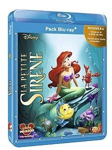 La Petite sirène [Pack Blu-ray+]