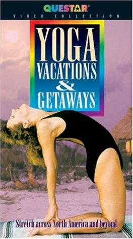 Yoga Vacations & Getaways [VHS]