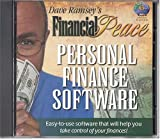 Financial Peace Personal Finance Software (0963571249) by Ramsey, Dave