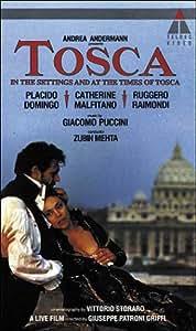 Tosca [VHS] [Import allemand]